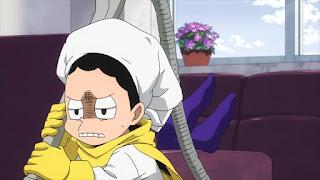 ヒロアカ | 峰田実 | Mineta Minoru | 僕のヒーローアカデミア アニメ | My Hero Academia | Hello Anime !