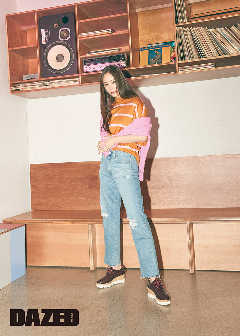 [Magazine] 190201 DEAN and KRYSTAL @ DAZED Korea