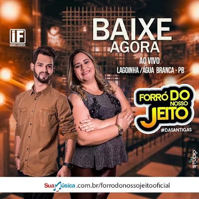 Forró do Nosso Jeito - Festa do Mel - Lagoinha - PB - Novembro - 2019