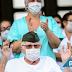 44,5% das pessoas com Covid-19 no Brasil já se curaram