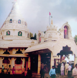 Image contains temple