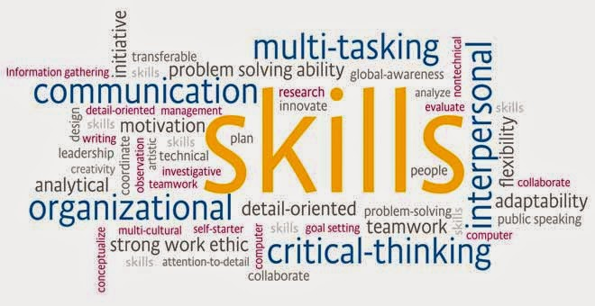 Skills traits and characteristics for south