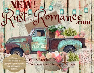 rust and romance by gypsy farm girl