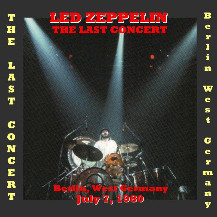 RELIQUARY: Led Zeppelin [1980 07 07] The Last Concert [SBD]