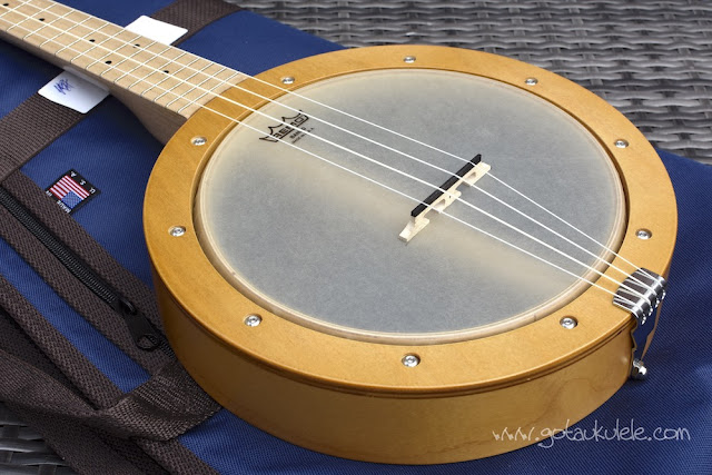 Magic Fluke Tenor Banjo Ukulele pot