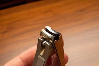 「匠の技シリーズ」の爪切りは切れ味が素晴らしい