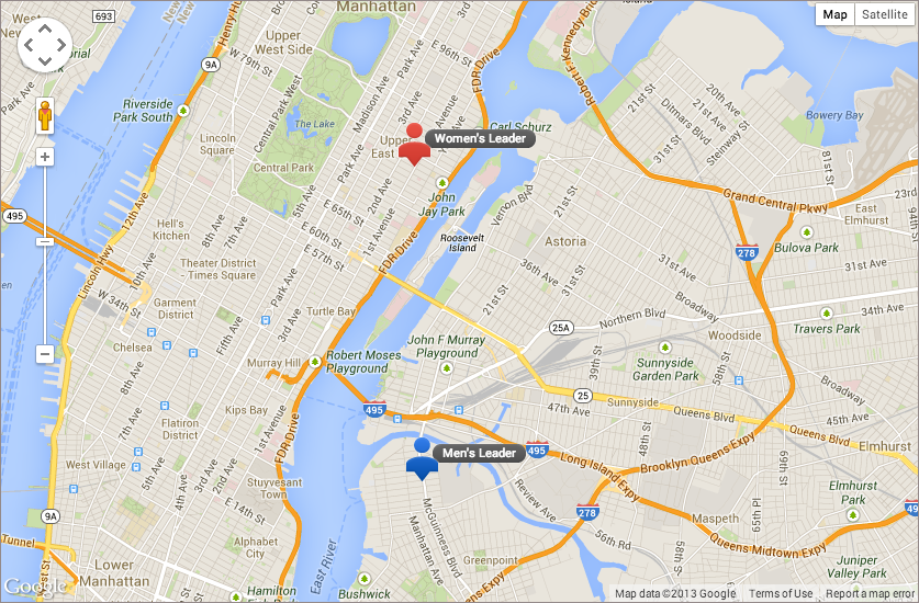 Google Map Of New York City.Official Google Cloud Blog Follow The Ing New York City Marathon