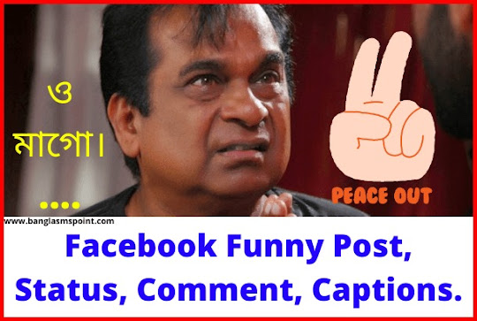 Facebook Funny Post |Status | Comment Bangla