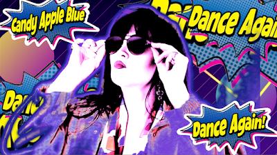 Candy Apple Blue Dance Again