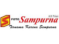 Lowongan Kerja Tekhnisi Mesin Fotocopy, Desain Grafis, Fotografer di Sampurna Print - Surakarta