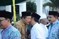 Bersama Kepala Kantor Kemenag, Sekda Lepas 205 Jamaah Calon Haji Kota Bima