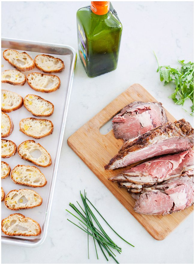Armelle Blog New Year S Appetizer Crostini With Prime