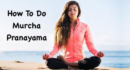 Mergezone-Murcha Pranayama Steps