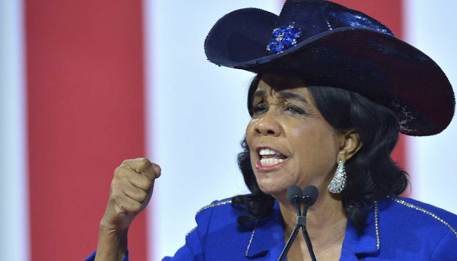 Frederica Wilson: People 'Should Be Prosecuted' For 'Making Fun Of Members Of Congress' Online