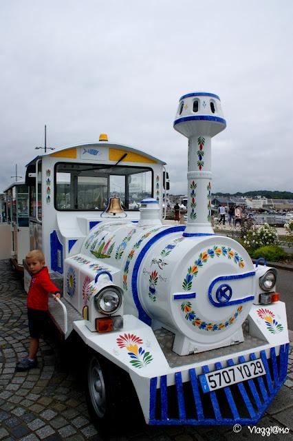 Le Train Celtique di Concarneau