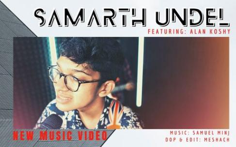 Samarth Undel ( सामर्थ उंडेल ) - New Hindi Christian Song 2021 ( Carmel Community Church )
