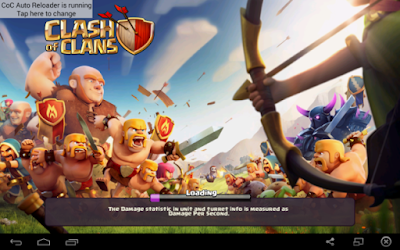 Coc-6 Clash Of Clans Auto Reloader [No Need of Buying Shield with Gems] mods