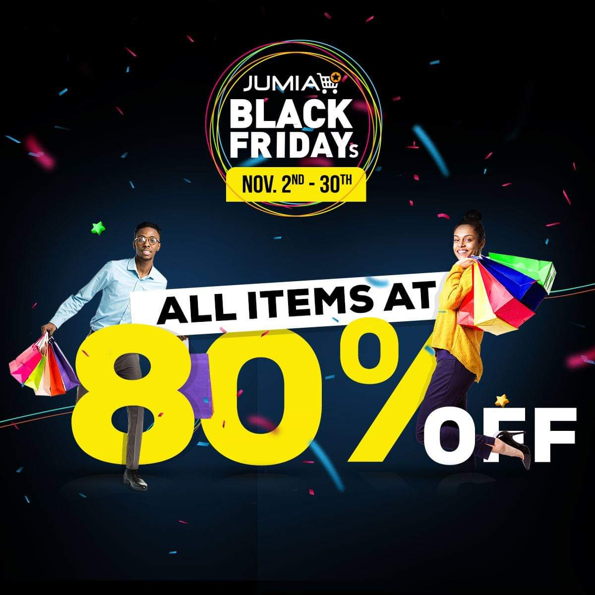 What is Jumia Black Friday