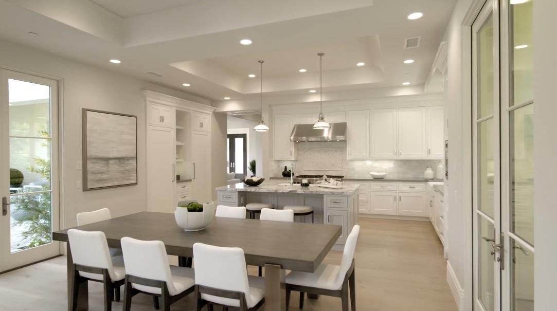 24 Interior Design Photos vs. 40 Offshore, Newport Beach, CA Luxury Home Tour
