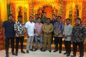Jalin Silaturrahmi, Hipelmabdya Gelar Audiensi dengan Wali Kota Banda Aceh