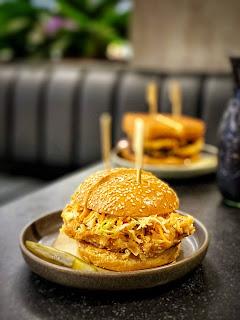 Bangkok Burger, B+F Burger Boutique