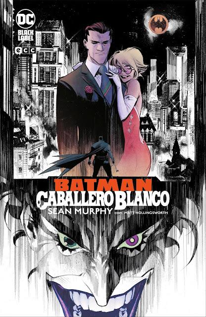 Batman: Caballero Blanco (ed. Deluxe) de Sean Murphy - ECC Ediciones