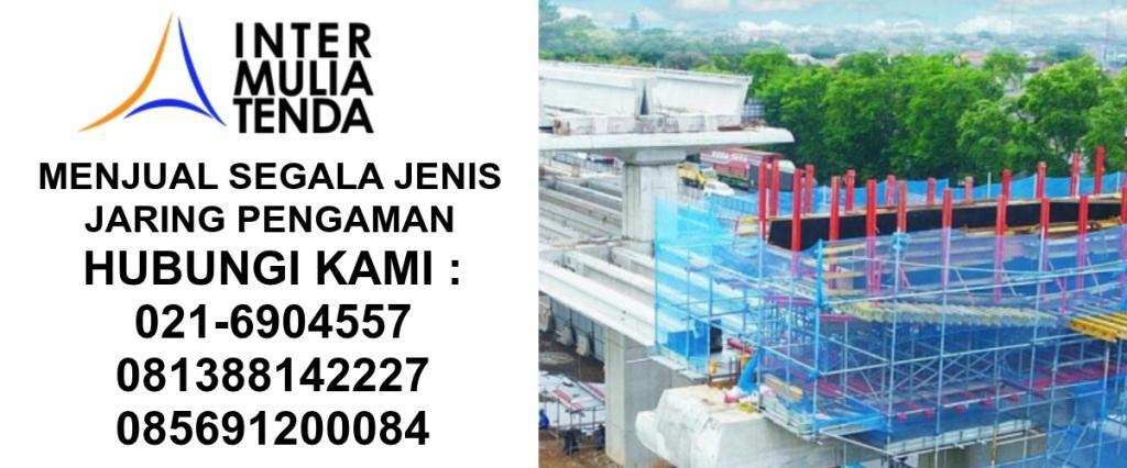 Supplier Distributor Pusat Grosir Jual Jaring Pengaman Proyek