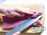 rozciąć polędwicę wieprzową Filet de porc recette Filet de porc recette Pork tenderloin recipe Varkenshaas recept Schweinefilet Rezept  Рецепт Свинина вырезка mechanik mechanic kitchen cook