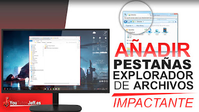 windows, explorador de archivos, trucos windows, trucos, clover, programas gratis, personalizacion