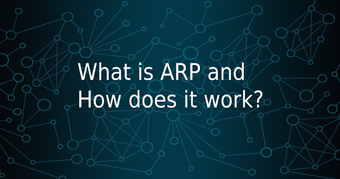 What is ARP and How does it work?