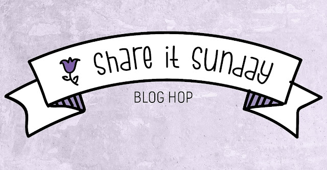 Share it Sunday Blog Hop Banner | Nature's INKspirations by Angie McKenzie