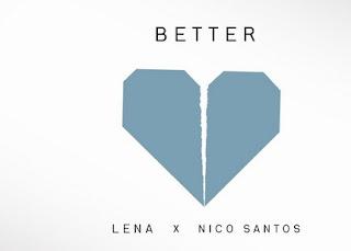 Song Lyrics  Lena, Nico Santos - Better