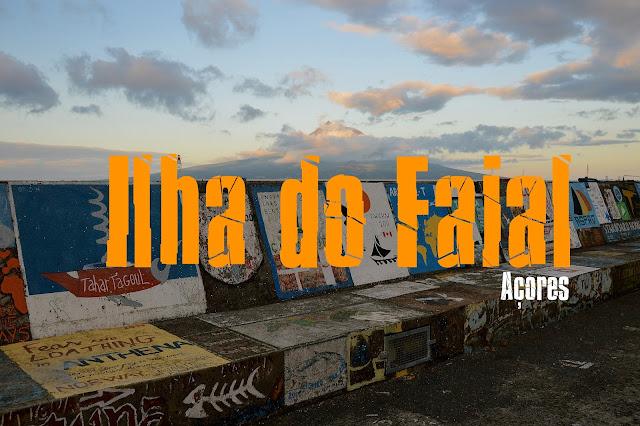 O que visitar nos Açores, Roteiro completo para visitar a Ilha do Faial, Açores