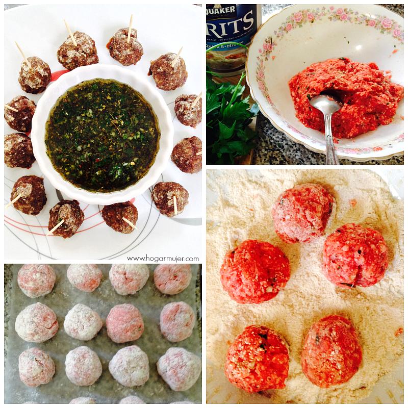 #recetas #albondigas #meatballs #cocinafácil #aperitivos