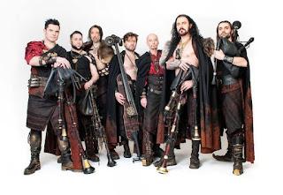 Photo des membres de Corvus Corax