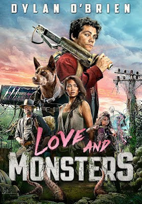 Love and Monsters 2020 Eng 5.1ch 720p | 480p HDRip ESub x264 850Mb | 300Mb