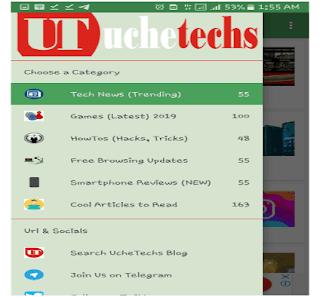 UcheTechs Blog App v2.0