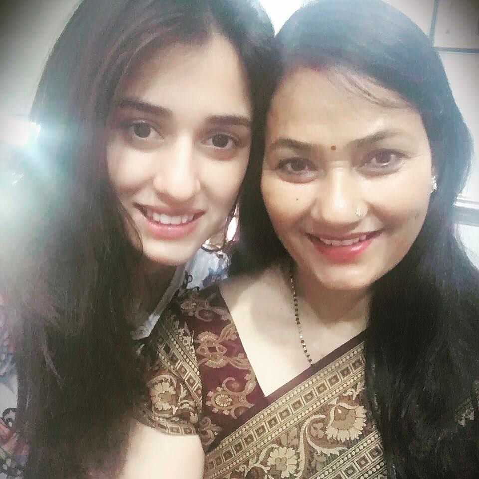 Disha Patani shares this Cute Picture with her Mom