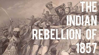 The Uprising of 1857 War of Independence