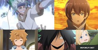 Anime Adventure Terbaru dan Terbaik