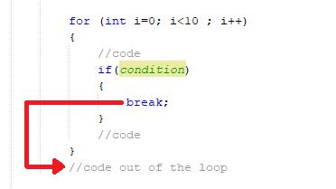 break and continue (Lesson-18)