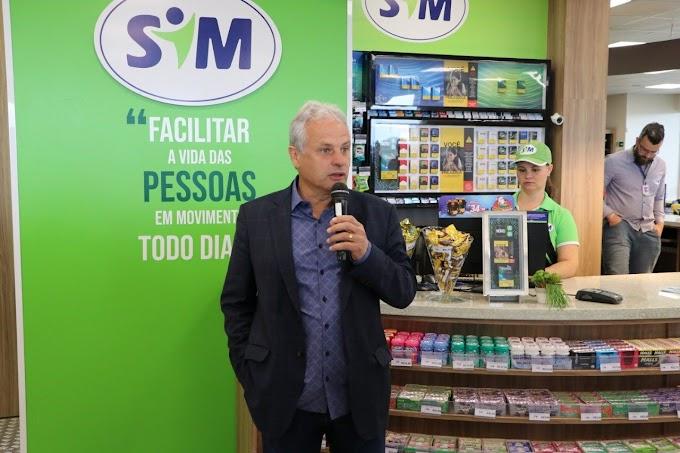 Marco Alba participa da inauguração do Paradouro da Rede SIM em Gravataí