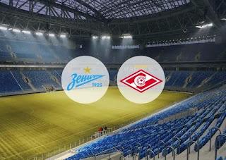 Зенит - Спартак смотреть онлайн бесплатно 01 декабря 2019 прямая трансляция в 19:00 МСК.
