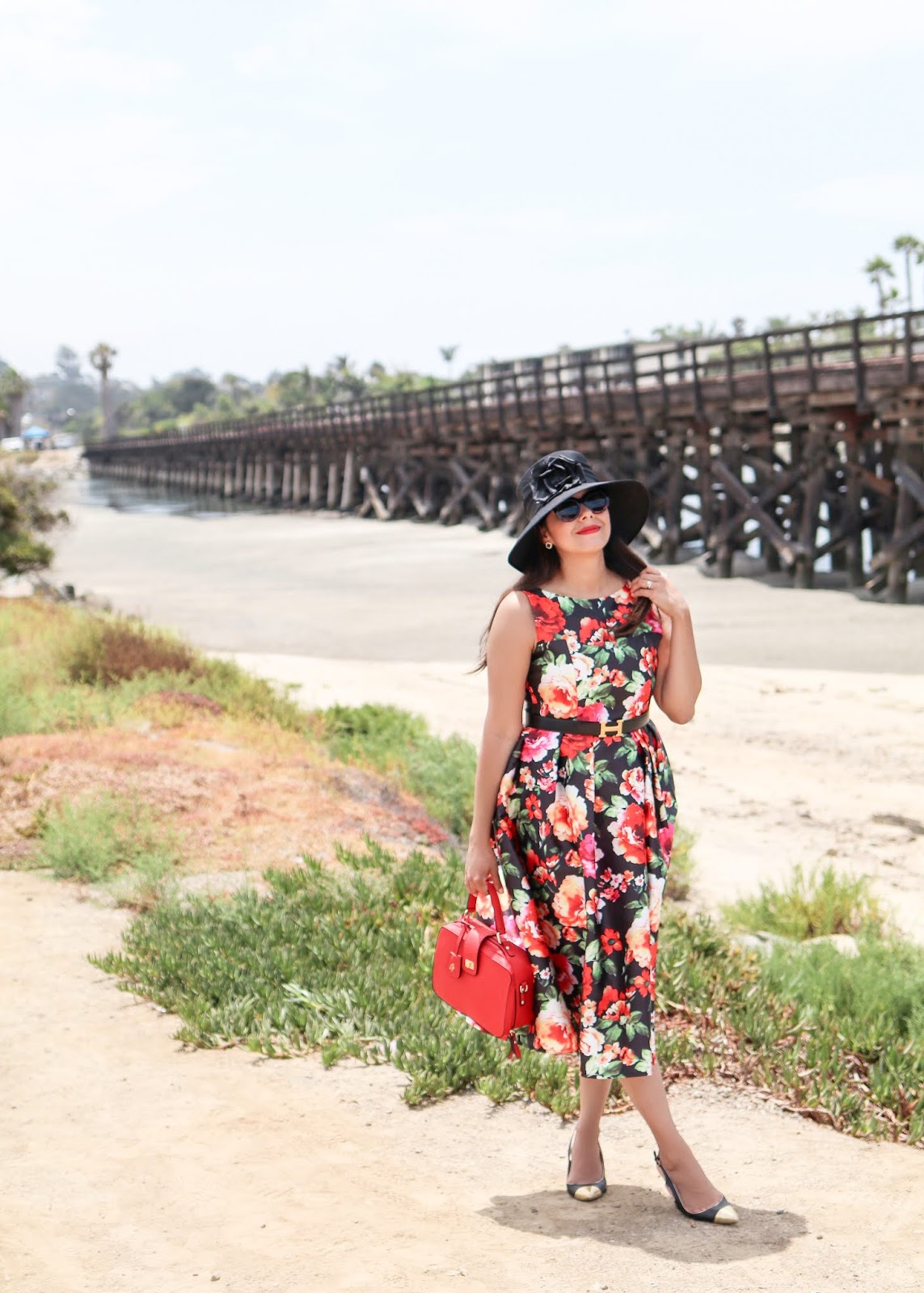 del mar opening day 2018, san diego blogger goes to del mar opening day, san diego fashionable events 2018