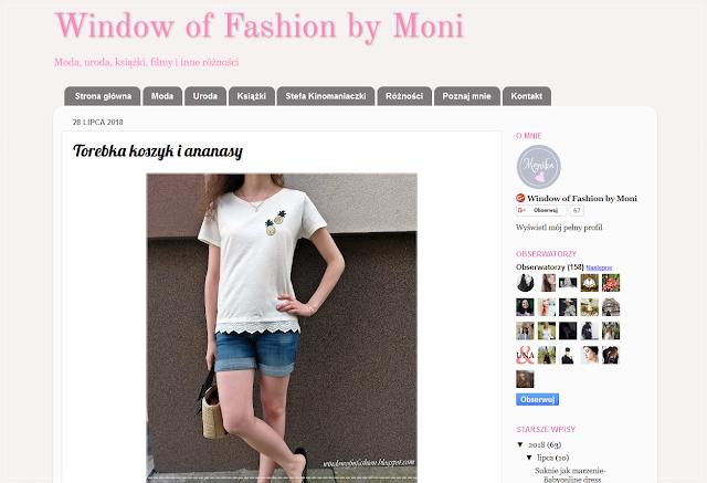 Blogowe podsumowanie lipca