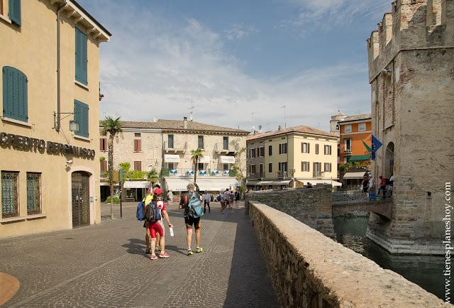 SIrmione Lago di Garda Italia