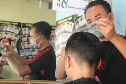Lowongan Kerja Tukang Pangkas Rambut Berpengalaman