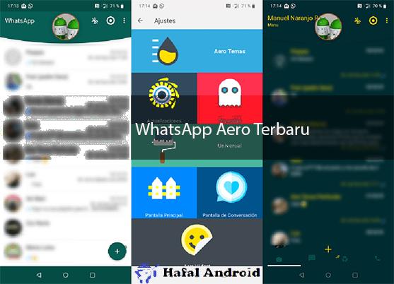 √ WhatsApp Aero Terbaru v8.22 Apk Anti Banned