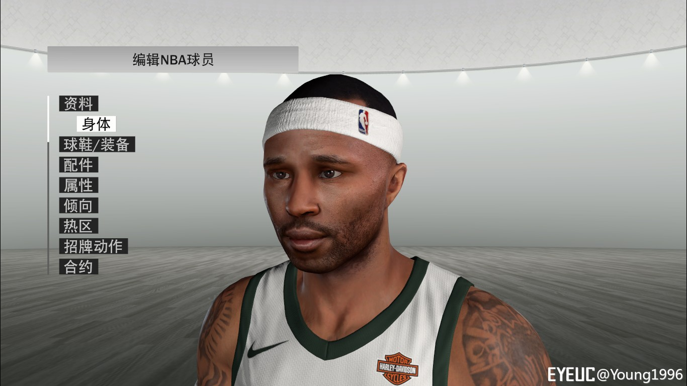Nba 2k19 Mo Williams Cyberface By Young1996