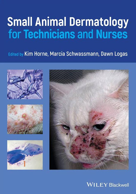 Small Animal Dermatology for Technicians and Nurses -WWW.VETBOOKSTORE.COM